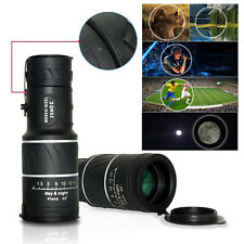Day&Night Vision 30x52 HD Optical Monoculars Hunting Camping Hiking Telescope UK