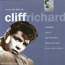 Cliff Richard - 25 Of The Best O Cliff (EMI CD 1997)