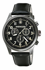 WENGER Terragraph Chrono Gents Watch 01.0543.104 - RRP £269 - BRAND NEW