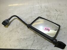 MK1 PAJERO SHOGUN Drivers Side Front Wing Mirror Chrome #150