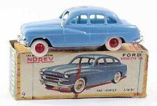 1/43 ème  NOREV originale FORD VEDETTE bleue / jouet ancien