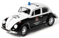 GREENLIGHT 1967 VOLKSWAGEN BEETLE SAO PAOLO BRAZIL POLICE DIECAST CAR 1:18