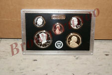 2013 S United States Mint SILVER PROOF Kennedy Half Dollar & Dime 5 Coins Set