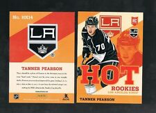 TANNER PEARSON #HK14 KINGS RC Hot Rookies 2013/14 Panini toronto Expo