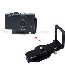 Plaque de serrage rapide Plaque de caméra Poignée Pour Sigma DP1 DP2 DP3 séries