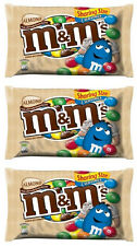 3 x M&M Almond Sharing Bag American Chocolate from Candy Junction USA IMPORT