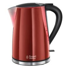 Russell Hobbs RU-21401 1.7 litre 3000w Stainless Steel Highlights Stylish Kettle