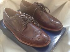RALPH LAUREN Torrington W NT Oxford Brogue 100% Leather UK 6, EU 40 rrp £145