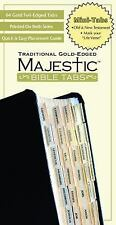 Majestic Bible Tabs, Traditional Gold-Edged, Mini (2008, Paperback)