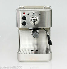 New High Quality Espresso Coffee Maker Stainless Steel Cappuccino Coffee Machine