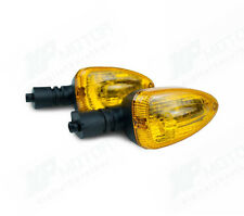 Turn Signal Lights For BMW K1200R/S 2005-2008 R1200GS 2004-2013 Amber Lens