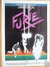 AFFICHE - FURIE - BRIAN DE PALMA 1978