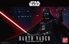 BANDAI STAR WARS MODEL KIT darth vader dark vador  MAQUETTE 1/12 A MONTER
