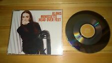 ALANIS MORISSETTE Head Over Feet, Hand in my pocket, You Learn, etc CD