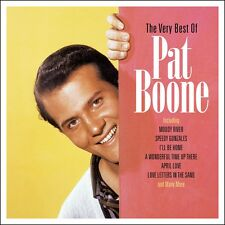 Pat Boone VERY BEST OF 50 Songs ESSENTIAL COLLECTION New Sealed 2 CD