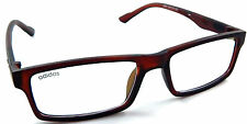 Men & Women Frame Anti Glare EyeWear Zero Power Computer Use LK STAR ARC 9001 BR