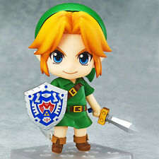 THE LEGEND OF ZELDA LINK NINTENDO ACTION FIGURE TOY NENDOROID STYLE