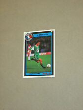 Carte card official football cards panini 1993 GROSSELIN  VALENCIENNES VA