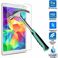 Genuine TEMPERED GLASS Screen Protector For Samsung Galaxy Tab 4 7.0 Wifi T230