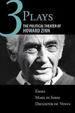 Three Plays: The Political Theater of Howard Zinn: Emma, Marx in Soho, Daughter