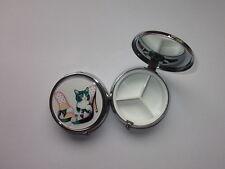Cat Pillbox - Cat in Shoe