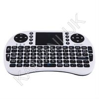 2.4G Wireless Mini Fly Air Keyboard Mouse Touchpad Laptop Xbox 360 PC PS3 TV BOX