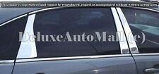FULL Cover Chrome Stainless Pillar Posts for Chevy Impala 2006-2013 (6 PCS) NEW!