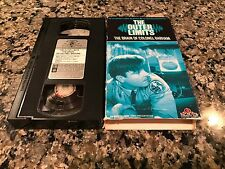 The Outer Limits The Brain Of Colonel Barham Rare VHS! 1965 Vintage TV Sci-Fi!