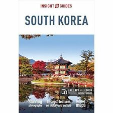 Insight Guides: South Korea (Insight Guide Silk Road), Guides, Insight, New Book