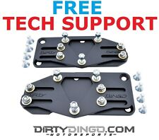 Dingo Sliders LS Conversion Adjustable Swap Mounts 58-72 Plates Cars & Trucks
