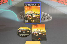 NEED FOR SPEED UNDERCOVER PLAYSTATION 2 PS2 SHIPPING 24/48H