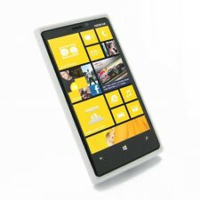 Nokia Lumia 920 AT&T GSM Windows Smartphone-White-Good
