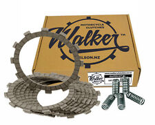 Walker Clutch Friction Plates & Springs Kawasaki GPZ400 R ZX400 85-88
