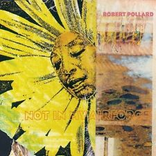 Not In My Airforce - Robert Pollard (2016, Vinyl NEUF)