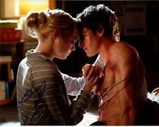 EMMA STONE & ANDREW GARFIELD signed autographed THE AMAZING SPIDER-MAN photo (1)