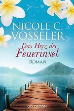 Das Herz der Feuerinsel von Nicole C. Vosseler (2012, Klappenbroschur)