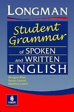 Longman Student Grammar of Spoken and Written English, Geoffrey Leech, Susan Con