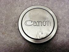 Canon Rangefinder 40mm Cap | fits various optics,see list | dent | OEM |From USA