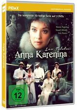 Anna Karenina * DVD 10-teilige Historienserie nach Roman von Leo Tolstoi Pidax
