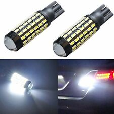 JDM ASTAR 2x78-SMD High Power White 921 912 T10/15 LED Backup Reverse Light Bulb