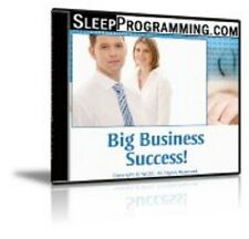 Sleep Programming  BE SUPER SUCCESSFUL! 3 Professionally Recorded Sessions