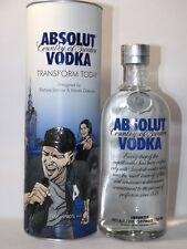 ABSOLUT Vodka STREET ART Tube trasform TODY 700 ML 40% (2)