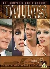 Dallas Season 6 DVD Victoria Principal Patrick Duffy Brand New and Sealed