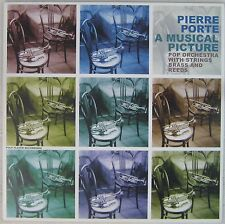 Pierre Porte 33 tours A musical Picture 2001