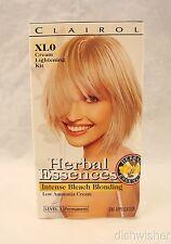 Clairol HERBAL ESSENCES XL0 Cream Lightening Kit Intense Blonding Permanent NEW