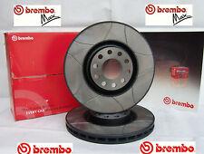 Set (2 pezzi) BREMBO MAX Sport DISCHI FRENO 08.5085.75 POSTERIORI ALFA, FIAT, LANCIA