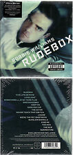 "ROBBIE WILLIAMS ""Rudebox"" (CD+DVD Digipack) 2006 NEUF"