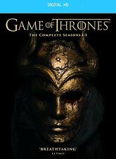 Game of Thrones - Seasons 1 2 3 4 5 Complete Series DIGITAL HD DOWNLOAD