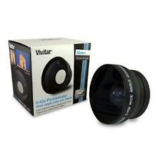 Wide Angle + Macro Lens FOR LUMIX DMC-FZ70 HD WE SHIP FAST 3-4 DAYS CHINA WEEKS