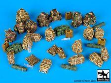 Black Dog 1/35 British Modern Equipment Accessories Set T35082